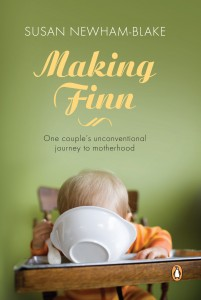 Book Jacket for Making Finn